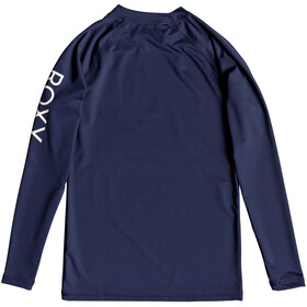 Roxy Whole Hearted T-shirt à manches longues Femme, medieval blue